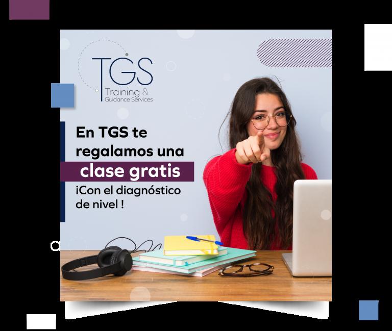 Clase Gratis TGS Idiomas