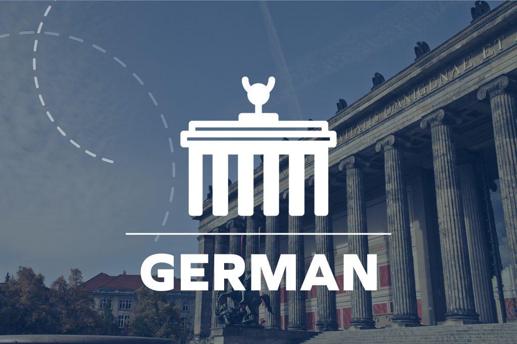 German Tgs Idiomas